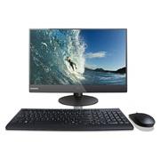 联想 扬天S5250 23英寸一体电脑 (I5-6400T 8G 256G-SSD 2G独显 Wifi DVD刻录 win10)黑色