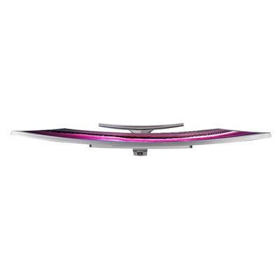 技讯(GVNXUHI) JXQ3205 31.5英寸曲面办公娱乐一体机电脑(酷睿i5-2520M 集显 4G内存 120G固态 无线键鼠 WIFI)银白色产品图片3