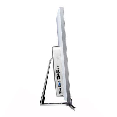 技讯(GVNXUHI) JXQ3205 31.5英寸曲面办公娱乐一体机电脑(酷睿i5-2520M 集显 4G内存 120G固态 无线键鼠 WIFI)银白色产品图片4
