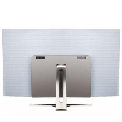 技讯(GVNXUHI) JXQ3205 31.5英寸曲面办公娱乐一体机电脑(酷睿i5-2520M 集显 4G内存 120G固态 无线键鼠 WIFI)银白色产品图片5