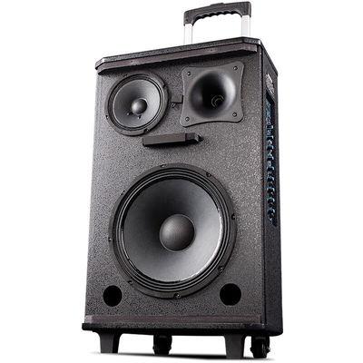 先科 SA-503 10寸广场舞音响 蓝牙户外便携式音箱 大功率低音炮扩音器三分频拉杆音箱产品图片1