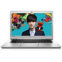 联想 小新出色版510S 14英寸轻薄笔记本电脑(I7-7500U 8G 256SSD IPS屏 office2016)银色产品图片主图