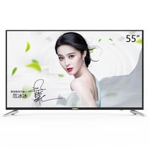 康佳 S55U 55英寸 4K HDR超高清64位智能液晶电视 (黑色)产品图片主图