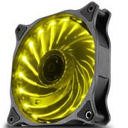 鑫谷 Moparty RGB风扇套件(带3把18颗RGB灯珠风扇及控制器/7色3模式灯光变换/配灯带供电接口)