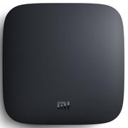 小米 盒子3C 智能网络机顶盒 4K电视 H.265硬解  安卓网络盒子 高清网络播放器  黑色