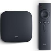 小米 盒子3S 智能网络电视机顶盒 4K电视 H.265硬解  安卓网络盒子 高清网络播放器 HDR 黑色