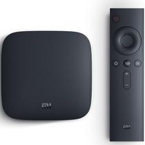 小米 盒子3S 智能网络电视机顶盒 4K电视 H.265硬解  安卓网络盒子 高清网络播放器 HDR 黑色产品图片主图