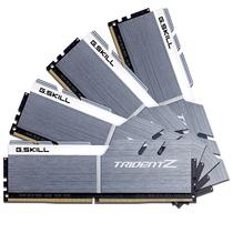 芝奇  Trident Z系列 DDR4 3200频率 64G (16G×4)套装 台式机内存(雪映白)产品图片主图