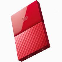 西部数据 New My Passport 4TB 2.5英寸 中国红 移动硬盘 BYFT0040BRD-CESN产品图片主图