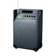 得胜 WDA-800广场舞音响户外大功率移动音箱拉杆充电瓶便携式音箱