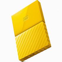 西部数据 New My Passport 3TB 2.5英寸 清新黄 移动硬盘 BYFT0030BYL-CESN产品图片主图