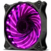 鑫谷 Mopary RGB风扇(小6pin专用接口/连接控制器可进行灯效切换/12cm机箱风扇/4颗螺丝)