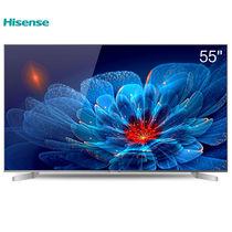 海信 LED55EC550UA 55英寸 4K智能电视 64位14核配置 HDR动态显示产品图片主图