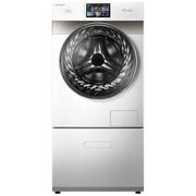 比佛利 BVL1G100W6 10公斤大容量高端智能变频滚筒洗衣机(白色) 智能水管家 BLDC变频电机