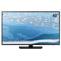 三星 UA40KUF30EJXXZ 40英寸 HDR 4K超高清 智能电视 黑色产品图片主图