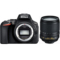 尼康  D5600 单反套机(AF-S DX 尼克尔 18-105mm f/3.5-5.6G ED VR)黑色产品图片2