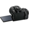尼康  D5600 单反套机(AF-S DX 尼克尔 18-105mm f/3.5-5.6G ED VR)黑色产品图片3