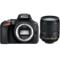 尼康  D5600 单反套机(AF-S DX 尼克尔 18-105mm f/3.5-5.6G ED VR)黑色产品图片4