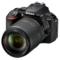 尼康  D5600 单反套机(AF-S DX 尼克尔 18-140mm f/3.5-5.6G ED VR)黑色产品图片2