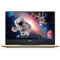 戴尔 燃7000 R1605G14.0英寸微边框笔记本电脑(i5-7200U 8GB 256GB SSD HD620 Win10)金产品图片主图