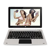 中柏 EZpad6 11.6英寸二合一平板电脑(Z8350/64G+4G/1920*1080FHD屏/Win10)极光银产品图片主图
