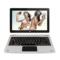 中柏 EZpad6 11.6英寸二合一平板电脑(Z8350/64G+4G/1920*1080FHD屏/Win10)极光银产品图片1