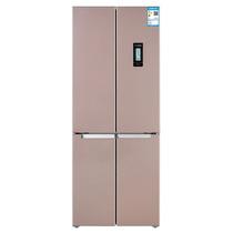 博世  BCD-452W(KMF46A66TI) 452升 变频混冷无霜 多门冰箱 零度保鲜 LCD显示(玫瑰金)产品图片主图
