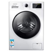 创维 F80HC 8公斤变频滚筒洗衣机 i-health控制系统 14种洗涤程序 LED触摸屏 高温筒自洁(白色)