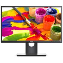 戴尔 P2217H 21.5英寸旋转升降滤蓝光背光不闪 IPS屏显示器产品图片主图