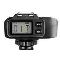 神牛 X1R-N 单接收器2.4G无线引闪器 闪光灯触发器尼康版产品图片主图