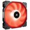 海盗船 SP120 RGB LED 3颗装带控制器 多彩灯光 高性能 机箱风扇 (12CM)产品图片1