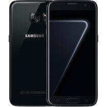 三星 Galaxy S7 edge (G9350) 128G 曜岩黑 移动联通电信4G手机 双卡双待 骁龙820手机产品图片主图