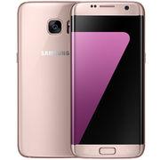 三星 Galaxy S7 edge(G9350) 32G 莹钻粉 移动联通电信4G手机 双卡双待 骁龙820手机
