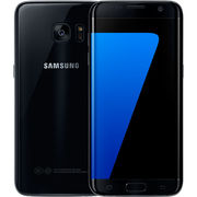 三星 Galaxy S7 edge(G9350)64G版 星钻黑 移动联通电信4G手机 双卡双待 骁龙820手机