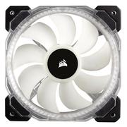海盗船 HD120 RGB LED 单颗装带控制器 多彩灯光 高性能PWM 机箱风扇 (12CM)