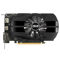 华硕 PH-GTX1050-2G 1354-1455MHz 2G/7008MHz 128bit GDDR5 PCI-E3.0显卡产品图片主图