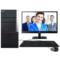 海尔 商嘉X-A0011 20.7英寸 商用台式电脑(i7-6700 8G 1TB+128G SSD GT720 2G独显 PCI DVD刻录 Win7)产品图片1