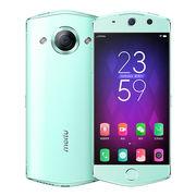 美图 / M6s(MP1512)4GB+64GB 薄荷绿 自拍美颜 全网通 移动联通电信4G手机
