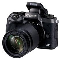 佳能 EOS M5 (EF-M 18-150mm f/3.5-6.3 IS STM) 微型单电套机 黑色 高速对焦 高速连拍产品图片主图