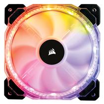 海盗船 HD120 RGB LED 单颗装 多彩灯光 高性能PWM 机箱风扇 (12CM)产品图片主图