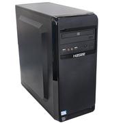 神舟 新瑞E15 D4 双核办公台式电脑主机(1005M/2G/500G/DVD/集显)黑