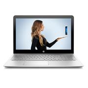 惠普 ENVY 15-as119TU 15.6英寸轻薄触控笔记本电脑(i5-7200U 8G 512G SSD UHD Win10)银色