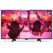 飞利浦 43PFF3661/T3 43英寸 全高清LED液晶电视机(黑色)