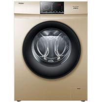 海尔  EG80B829G 8公斤变频滚筒洗衣机 特色消毒洗  时尚香槟金产品图片主图