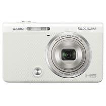 卡西欧 ZR65 自拍小神器 白色 (1610万像素 10倍光学变焦 3.0英寸超高清LCD)产品图片主图