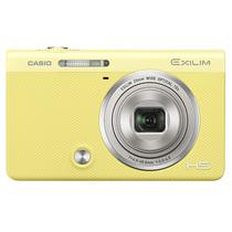 卡西欧 ZR65 自拍小神器 黄色 (1610万像素 10倍光学变焦 3.0英寸超高清LCD)产品图片主图