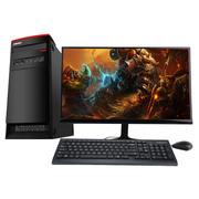 清华同方 精锐X1060-BA01 23.6英寸台式电脑(i7-6700 8G DDR4 120G SSD GTX1060 3G独显 WIN10)