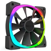 NZXT 恩杰  Aer RGB 120 RGB机箱风扇(RGB可编程可调色风扇/静音/大风量/耐用)