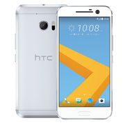 宏达 10 炫光银 移动联通4G手机