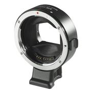 唯卓 EF-NEX III自动对焦转接环 佳能镜头转索尼nex微单全画幅 A7R S 可调光圈 自动对焦 防抖